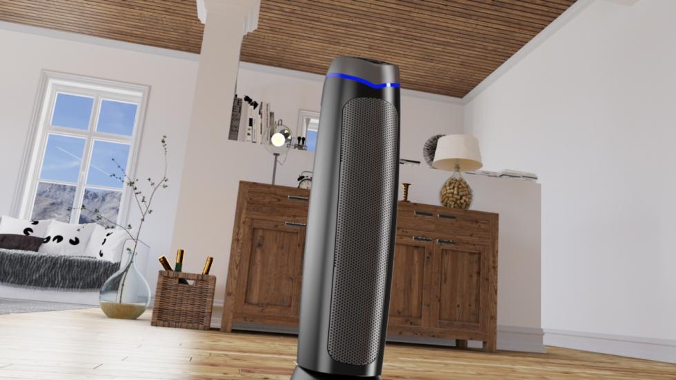 HEPA UV ionisator luchtreiniger CA-508